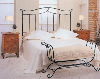 Кованая кровать Барбара