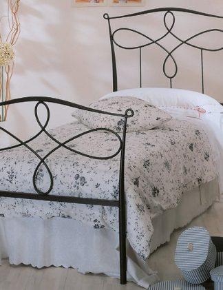 Кованая кровать Левран