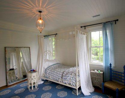 Кованая кровать Лонди