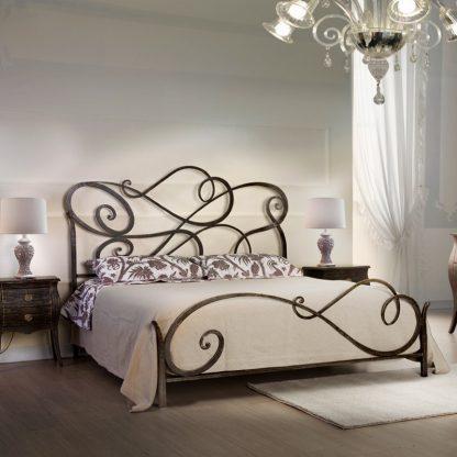 Кованая кровать Милена - 2