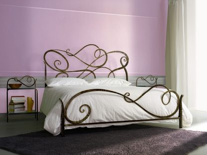 Кованая кровать Милена - 3
