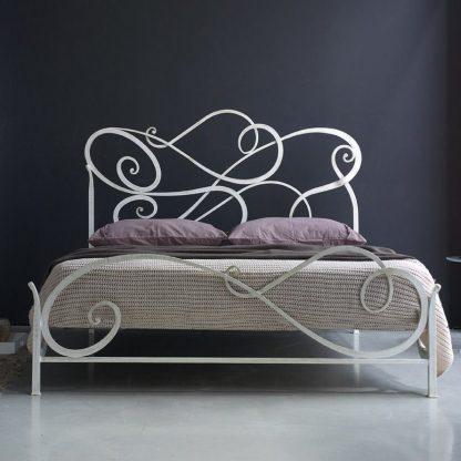 Кованая кровать Милена