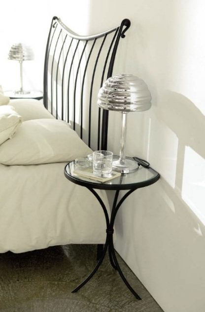 Кованая кровать Нюд - 2