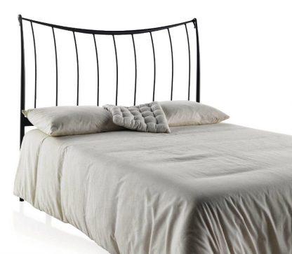 Кованая кровать Нюд