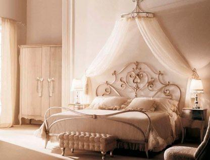 Кованая кровать Расмус