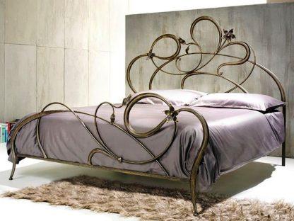 Кованая кровать Риана -2