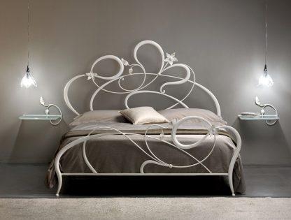 Кованая кровать Риана