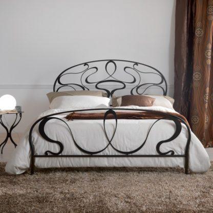 Кованая кровать Зоя