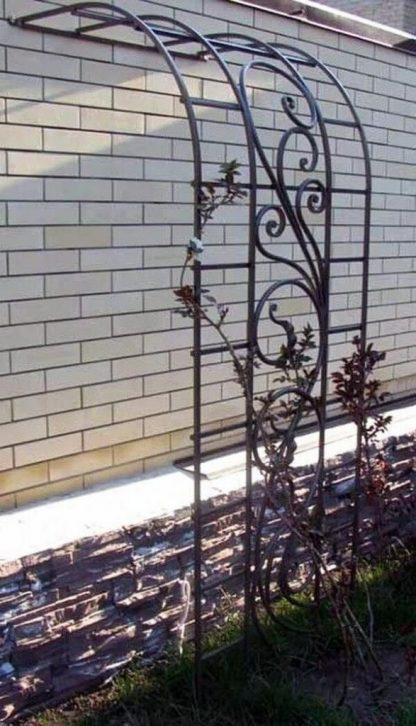 Кованая шпалера Орландо