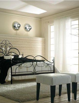Кованая кровать Анна