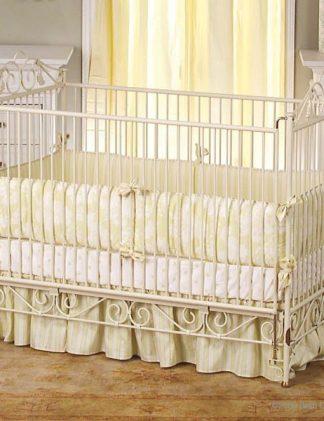 Кованая кровать Малыш