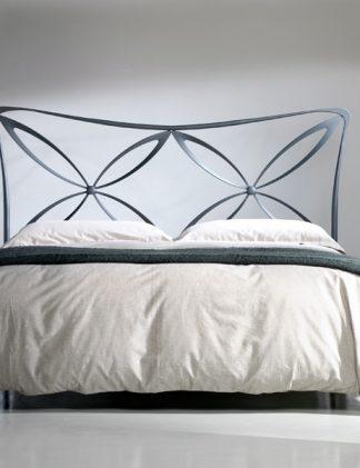 Кованая кровать Натурель