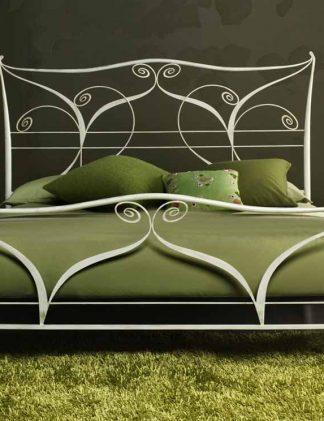 Кованая кровать Полли