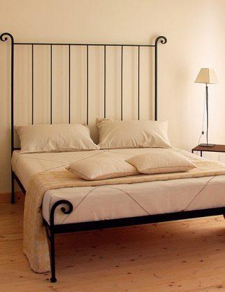 Кованая кровать Прага
