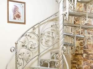 Винтовые лестницы